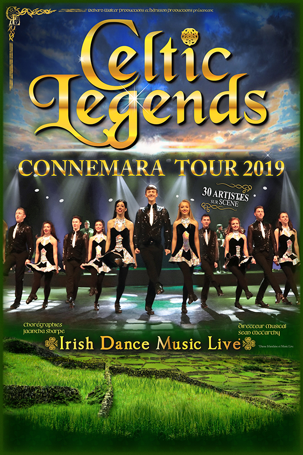 CELTIC LEGENDS - Spectacle à Brest - Arsenal Productions