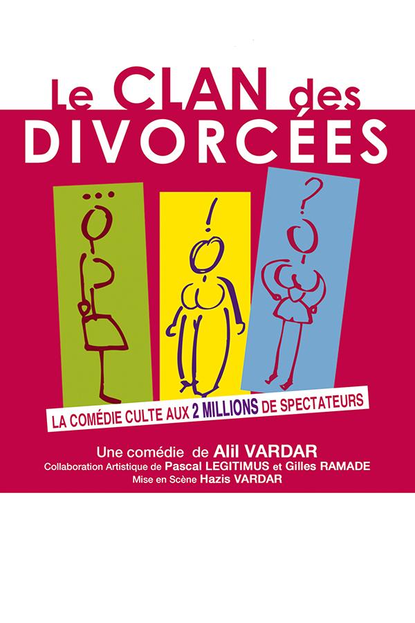 Le clan des divorcées - Spectacle à Brest - Arsenal Productions