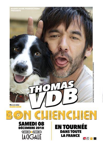 Thomas VBD - Spectacle à Brest - Arsenal Productions