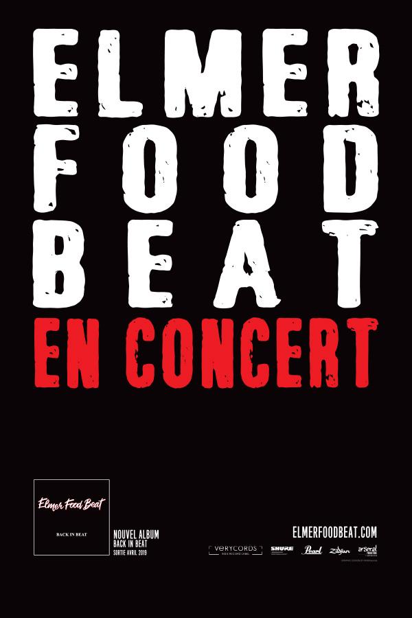 Elmer Food Beat - Spectacle à Brest - Arsenal Productions