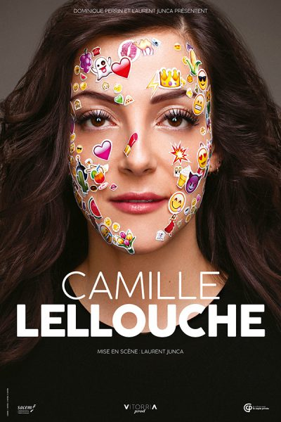 Camille Lelouche - Spectacle à Brest - Arsenal Productions