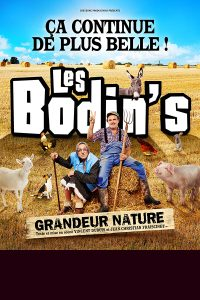 Les Bodins - Spectacle à Brest - Arsenal Productions