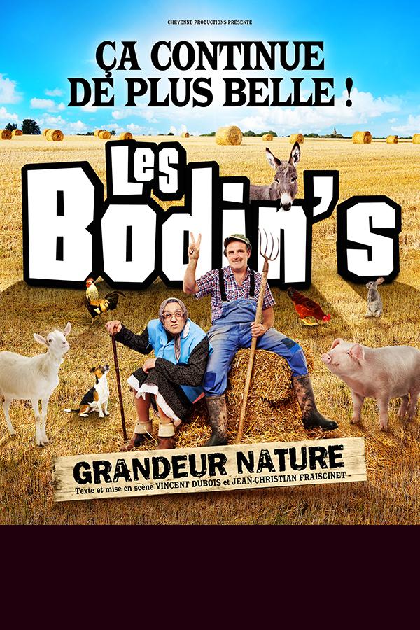 Les Bodins - Spectacle à Brest - Arsenal Productions