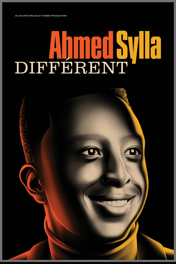 Ahmed Sylla - Spectacle à Brest - Arsenal Productions