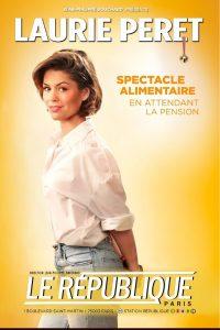 Laurie Peret - Spectacle à Brest - Arsenal Productions